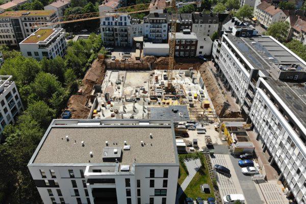 hanova – Krausenhöfe – Projektstatus