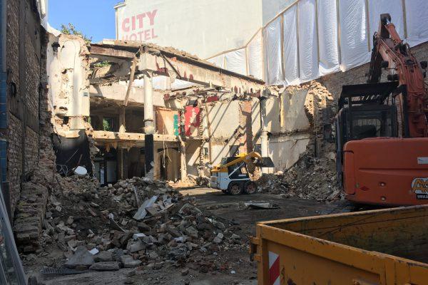 LIM – Neubau eines Geschäftshauses – Hannover Innenstadt