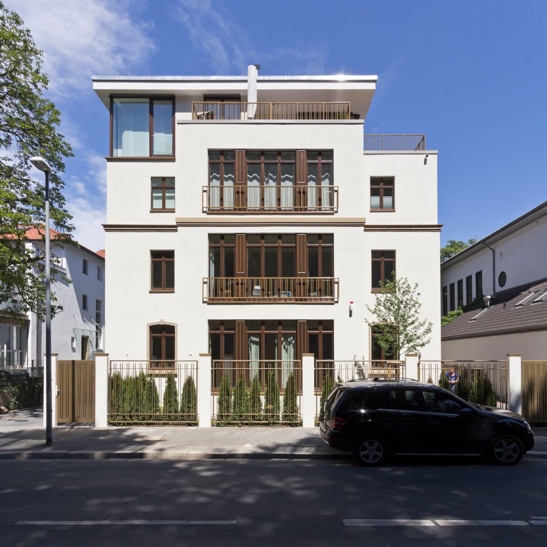 SHO | Stadtvilla Waldersee